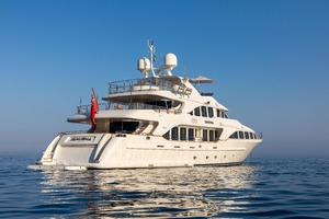 TANUSHA is a Benetti  Yacht For Sale in Pisa--6