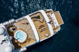 TANUSHA is a Benetti  Yacht For Sale in Pisa--5