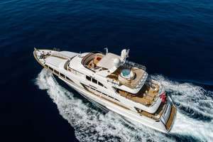 TANUSHA is a Benetti  Yacht For Sale in Pisa--2