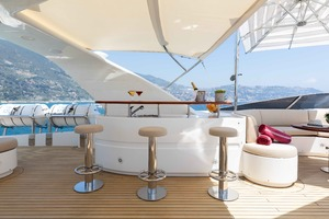 TANUSHA is a Benetti  Yacht For Sale in Pisa--8