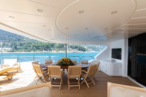 TANUSHA is a Benetti  Yacht For Sale in Pisa--10