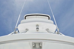 55' Viking 55 Convertible 2001 17 Tower