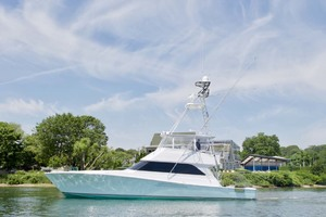 photo of Viking 55 Convertible - Alexa Ann