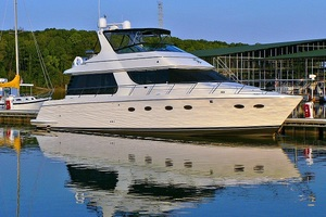 53' Carver 530 Voyager Pilothouse 2000