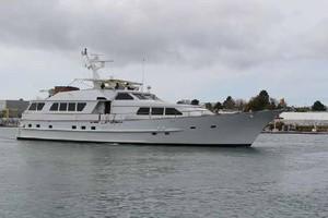 92' Motor Yacht  1989