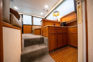 42' Post Convertible 1997 8 Galley