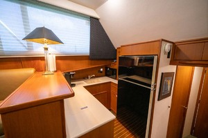 42' Post Convertible 1997 7 Galley