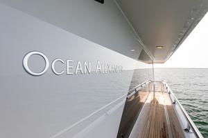 78' Ocean Alexander  2014