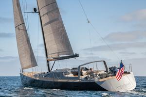 77' Goetz / Derecktor Custom Sparkman & Stephens Designed Performance Sailing Yacht 1996 EXTERIOR