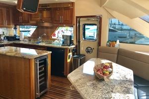 photo of Hatteras 72 Motor Yacht - Christina