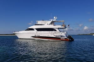 72' Hatteras 72 Motor Yacht 2008 This 2008 72