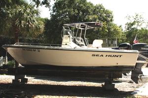 Sea Hunt 17' Triton 172 1999 NO NAME