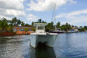29' World Cat 295 Cc 2017 Bow Catamaran