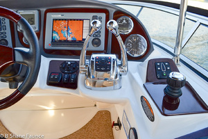 39' Meridian 391 Sedan Bridge 2011 Joystick