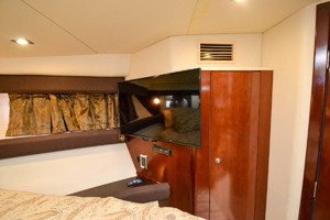 39' Meridian 391 Sedan Bridge 2011 Master TV