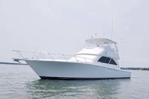 48' Viking 48 Convertible 2002 Profile