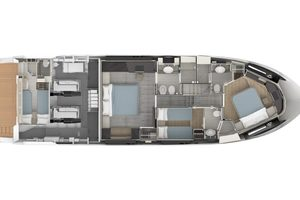 Absolute 62 Fly-2020-ON ORDER Enroute to Staten Island , NY-New York-United StatesStateroom Layout 1185888 thumb