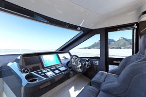 Absolute 62 Fly-2020-ON ORDER Enroute to Staten Island , NY-New York-United StatesLower Helm Station 1185882 thumb
