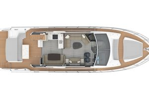 Absolute 62 Fly-2020-ON ORDER Enroute to Staten Island , NY-New York-United StatesMain Deck Layout 1185887 thumb