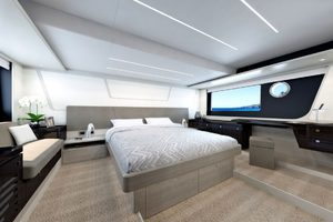 Absolute 62 Fly-2020-ON ORDER Enroute to Staten Island , NY-New York-United StatesMaster Stateroom  1185885 thumb