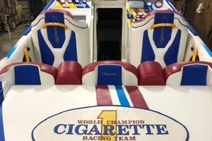 42' Cigarette Tiger 42 2004