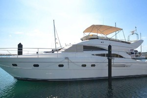 Viking Princess 61' Sport Cruiser 2004 Continuance