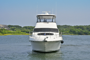 58' Sea Ray 580 Sedan Bridge 2009 Bow