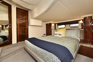 58' Sea Ray 580 Sedan Bridge 2009 Master Stateroom