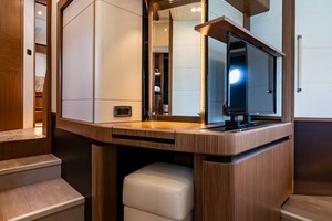 52' Absolute 52 Navetta 2017 Master Stateroom