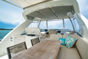 52' Absolute 52 Navetta 2017 Flybridge