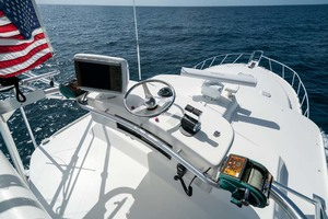 45' Cabo Express 2007 Tower Helm