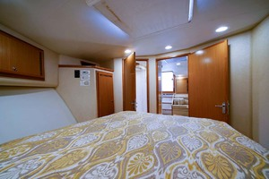45' Cabo Express 2007 Forward Stateroom Starboard Aft