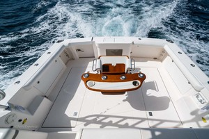 Marauder is a Cabo Express Yacht For Sale in Palm Beach Gardens-Cockpit-41