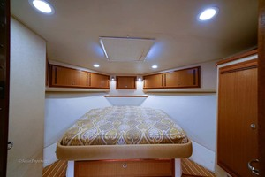45' Cabo Express 2007 Forward Master Stateroom