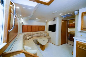 Marauder is a Cabo Express Yacht For Sale in Palm Beach Gardens-Salon-5