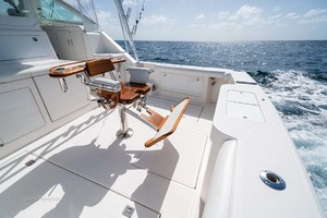 Marauder is a Cabo Express Yacht For Sale in Palm Beach Gardens-Cockpit-42