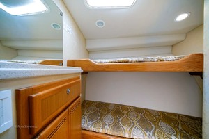 45' Cabo Express 2007 Port Guest Stateroom