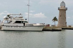 photo of Hatteras Motoryacht - Mo Bedda II