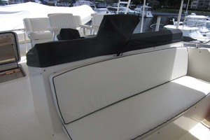 53' Hatteras Motoryacht 1978 HELM FORWARD SEATING