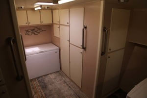 60' Custom Blount Marine Research Vessel 1966 Freezer And Storage Lockers