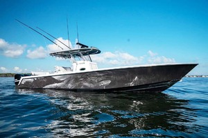 39' Contender Center Console 2016 Main Profile