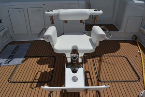 42' Ocean Yachts Super Sport 1991 Fighting Chair