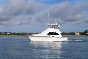 42' Ocean Yachts Super Sport 1991 Profile