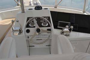 42' Ocean Yachts Super Sport 1991 Helm