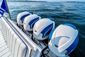 47' Intrepid 475 Sport Yacht 2015 Quad Engines