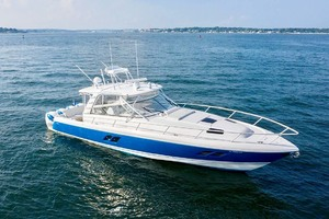 47' Intrepid 475 Sport Yacht 2015 Starboard