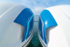 47' Intrepid 475 Sport Yacht 2015 SpectraLighting