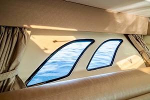 47' Intrepid 475 Sport Yacht 2015 Port Holes