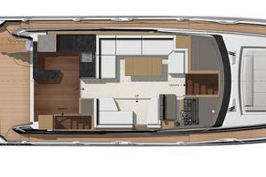 Prestige 590 Fly-2020-IN STOCK Staten Island , NY-New York-United StatesMain Deck Layout 1192438 thumb