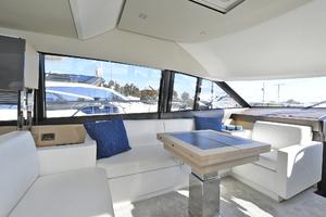 50' Prestige 500 Flybridge 2016 Salon